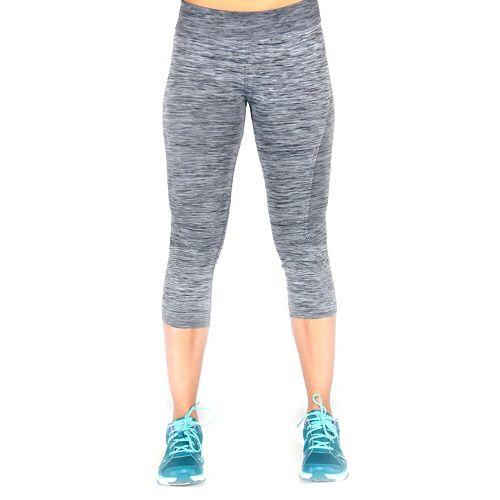 07a7f9bde30220 Women's Ryka Recharge Ruched Capri Workout Leggings