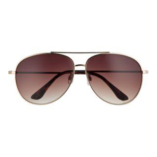 Women's LC Lauren Conrad Oversized Aviator Sunglasses