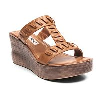 2 Lips Too Too Across Women's Wedge Sandals