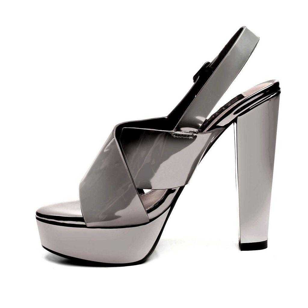 2 Lips Too Too Oddyssey Women's Platform Sandals