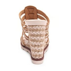 2 Lips Too Too Upswing Women's Wedge Sandals