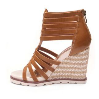 2 Lips Too Too Helen Women's Wedge Sandals