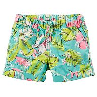 Girls 4-8 Carter's Shorts
