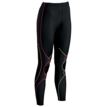 Women's CW-X Expert COOLMAX Compression Running Tights