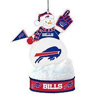 Buffalo Bills LED Snowman Ornament
