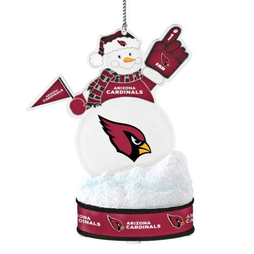 Arizona Cardinals LED Snowman ...