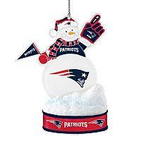 New EnglandPatriots LED Snowman Ornament