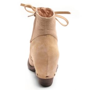 2 Lips Too Too Bounce Women's Wedge Ankle Boots
