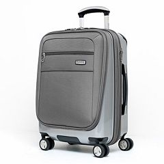 Ricardo Hybrid WheelAboard 19-Inch Hardside Spinner Luggage