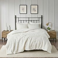Madison Park Syracuse Ultra Plush Comforter Set