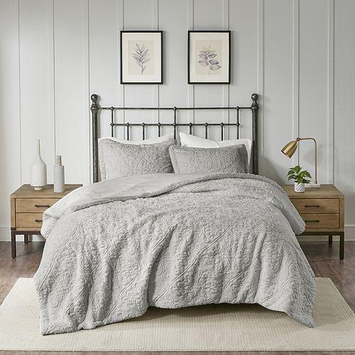 Madison Park Syracuse Ultra Plush Comforter Set