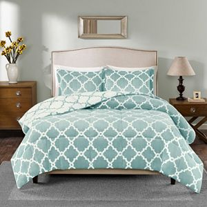 True North by Sleep Philosophy Alston Reversible Plush Comforter Set