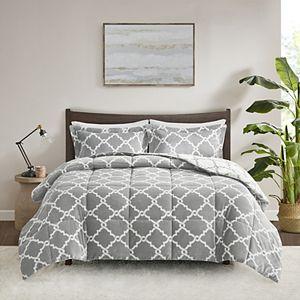 True North by Sleep Philosophy Alston Reversible Plush Comforter Set