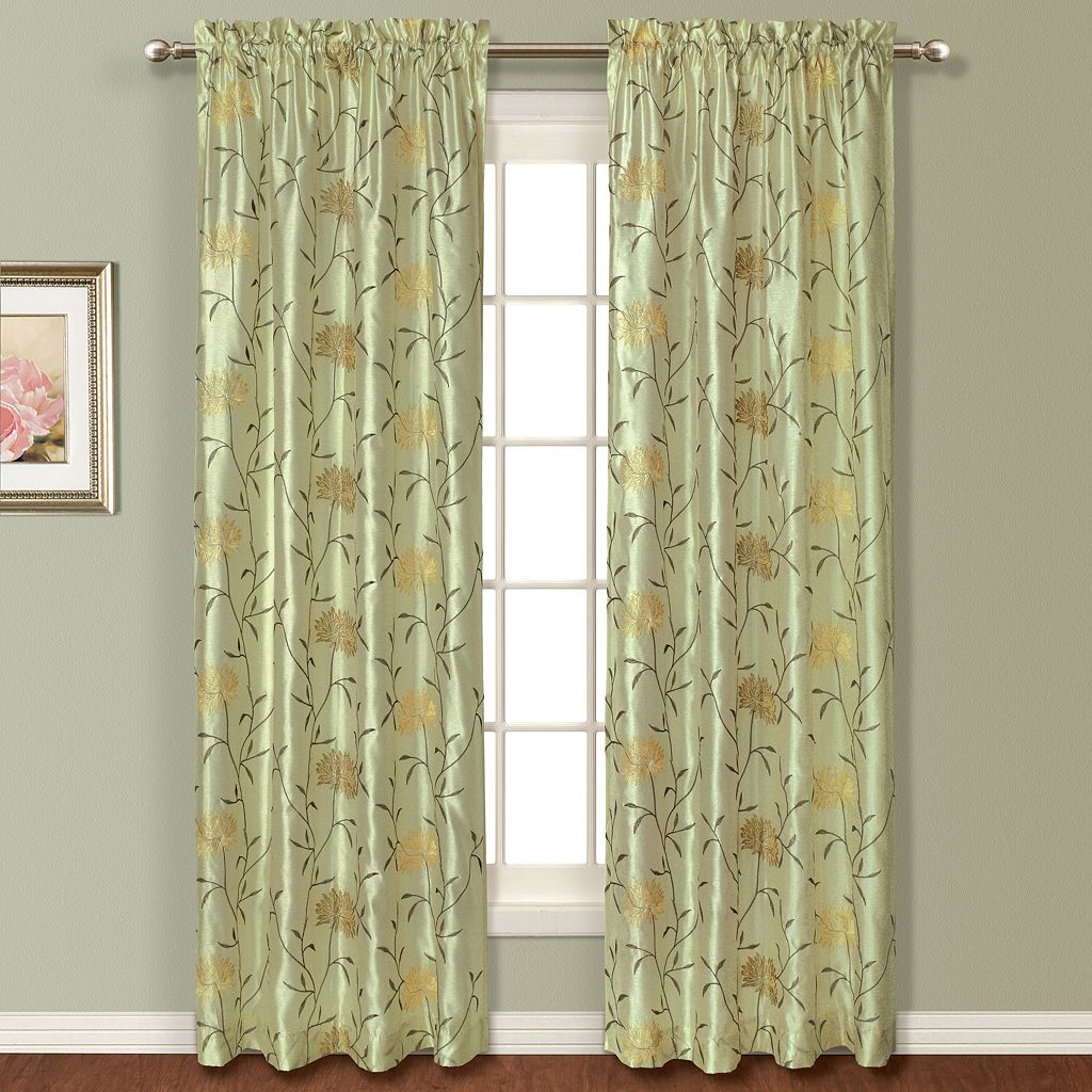United Window Curtain Co. Avalon Window Curtain