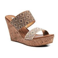 2 Lips Too Too Harlow Women's Wedge Sandals