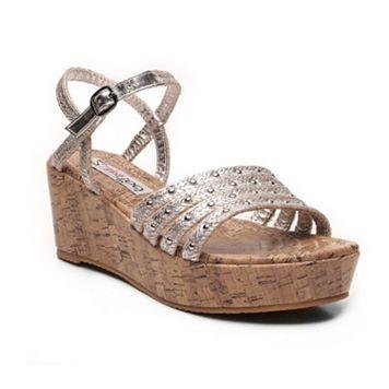 2 Lips Too Too Krisp Women's Wedge Sandals