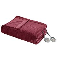 Beautyrest Plush Heated Blanket