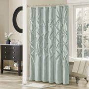 Madison Park Vivian Tufted Shower Curtain