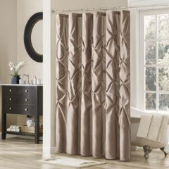 Kohls Bathroom Sign brown shower curtains & accessories - bathroom, bed & bath | kohl's