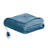 Beautyrest Oversized Plush Heated Throw