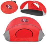 Picnic Time San Francisco 49ers Manta Sun Shelter