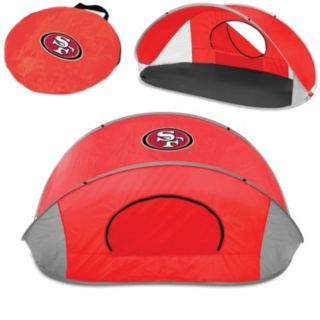 Picnic Time San Francisco 49ers Manta Sun Shelter