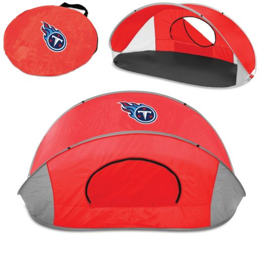 Picnic Time Tennessee Titans Manta Sun Shelter