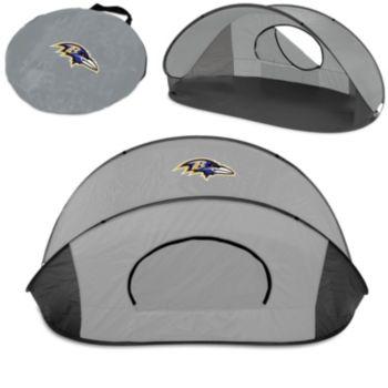 Picnic Time Baltimore Ravens Manta Sun Shelter