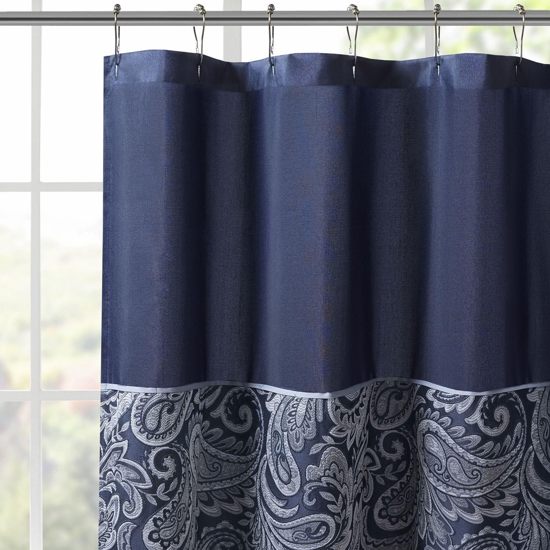Brown Shower Curtains Bathroom Bed Bath