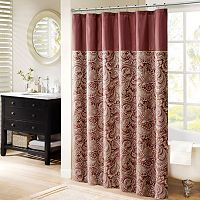 Madison Park Whitman Shower Curtain