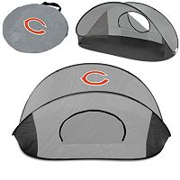 Picnic Time Chicago Bears Manta Sun Shelter