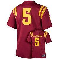 Boys 8-20 Nike Iowa State Cyclones Replica Football Jersey