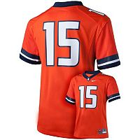 Boys 8-20 Nike Illinois Fighting Illini Replica Football Jersey