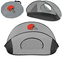 Picnic Time Cleveland Browns Manta Sun Shelter