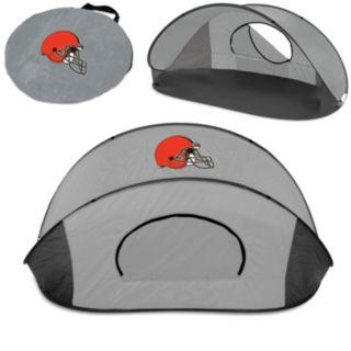 Picnic Time Cleveland Browns Manta Sun Shelter