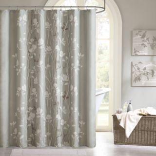 Madison Park Essentials Sonora Shower Curtain