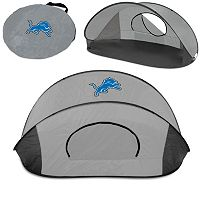Picnic Time Detroit Lions Manta Sun Shelter