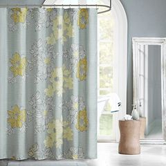 Madison Park Essentials Brady Shower Curtain
