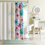 Intelligent Design Ashley Shower Curtain