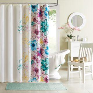Intelligent Design Ashley Shower Curtain
