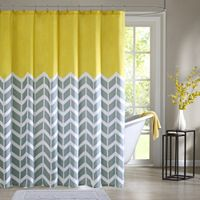 Intelligent Design Elle Shower Curtain