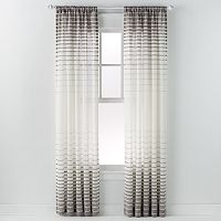 Saturday Knight Ltd. Side Step Window Curtain