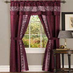 Fairfield 3-piece Window Treatment Set
