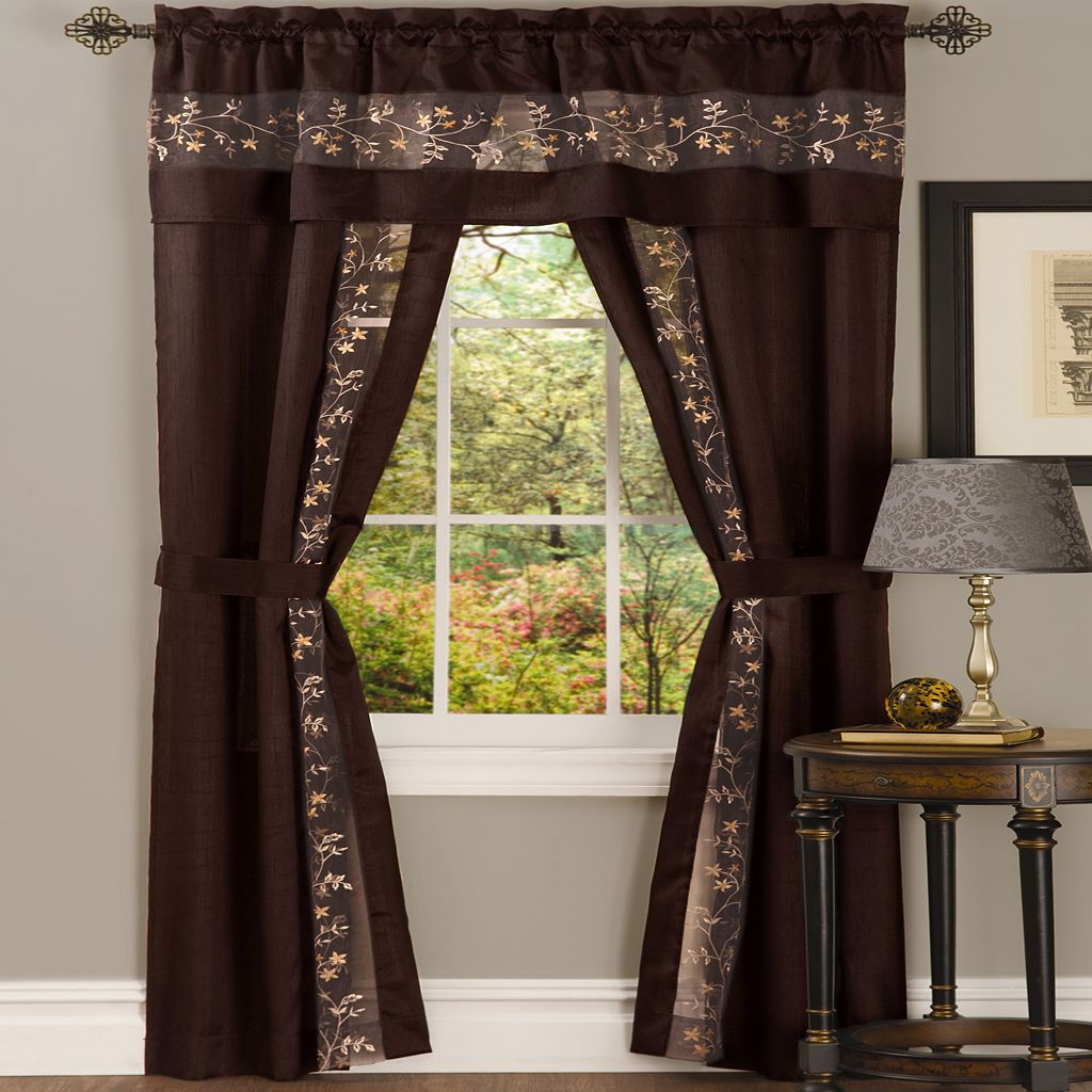Fairfield 3-piece Window Treatment Set