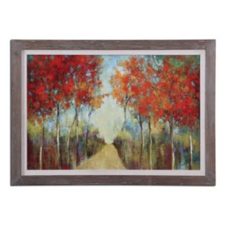"""Nature's Walk"" Framed Wall Art"
