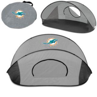 Picnic Time Miami Dolphins Manta Sun Shelter
