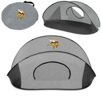 Picnic Time Minnesota Vikings Manta Sun Shelter
