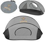 Picnic Time New Orleans Saints Manta Sun Shelter