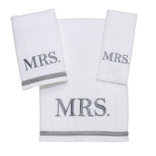 Avanti ''Mrs.'' Towel