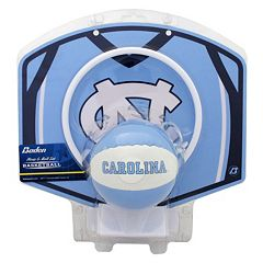 Baden North Carolina Tar Heels Mini Basketball Hoop & Ball Set
